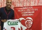 Aos 31 anos, zagueiro Alex Silva anuncia seu retorno ao Brasiliense