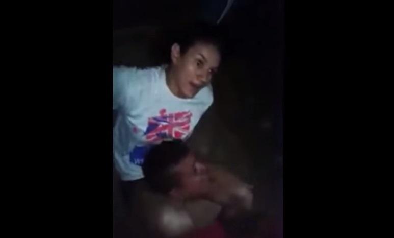 Monique Bastos, que é lutadora de MMA, imobilizou ladrão no Maranhão