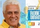 De comentarista a candidato a vereador: Dinamite busca rumo após Vasco