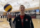 Rejeitado por ser gay, atleta do vôlei luta contra preconceito no esporte - Arquivo pessoal