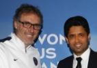 Técnico Laurent Blanc renova contrato com o Paris Saint-Germain até 2018 - Divulgação