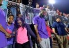 Milhares de pessoas fazem vigília em homenagem à filha de Tyson Gay