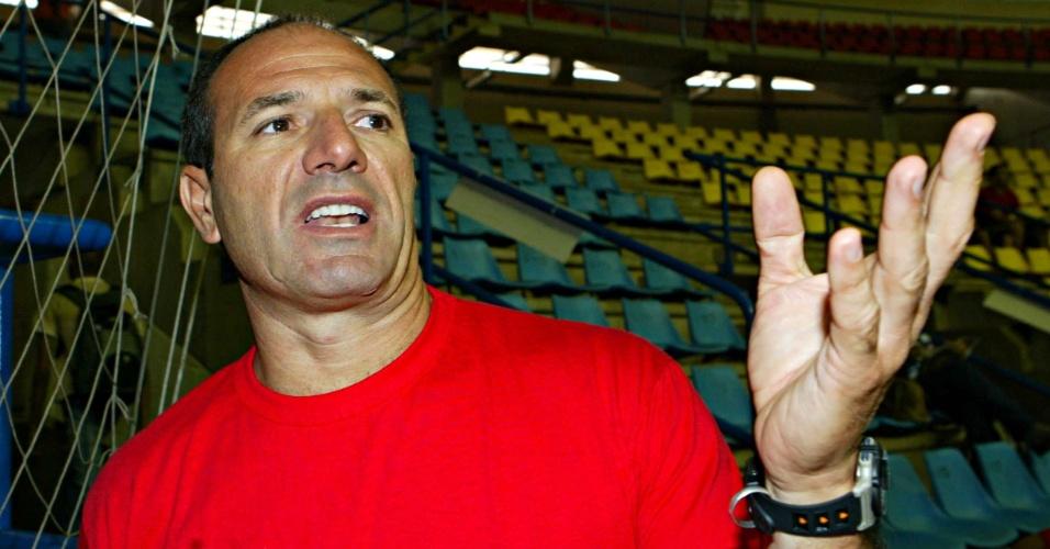 Montanaro, em foto de 2006