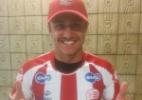 Afastado, vice-artilheiro do Atlético-PR acerta com o Náutico - Divulgação/Náutico