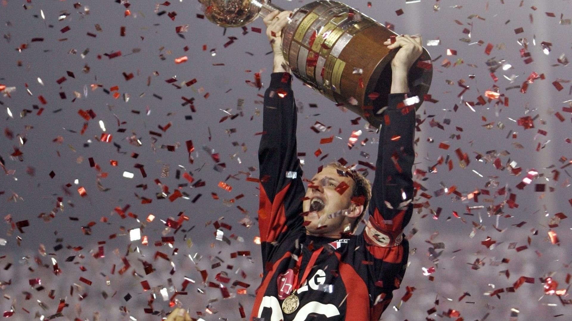Rogério Ceni campeão mundial em 2005