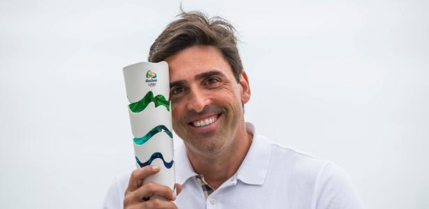 Giovane será o primeiro atleta brasileiro a carregar a tocha olímpica em 2016