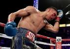 Boxeadores trocam mais de 2 mil golpes e impressionam em luta nos EUA - Sean M. Haffey/Getty Images
