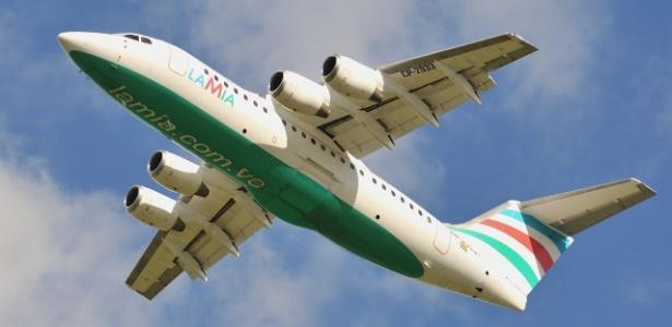 Aeronave fez seu primeiro voo em novembro de 1999 - Divulgação