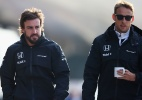 Após bater Hamilton e Alonso, Button diz que não se sente injustiçado - Mark Thompson/Getty Images