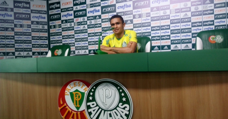 Erik entrevista Palmeiras