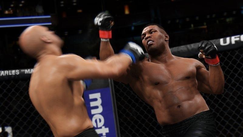 Mike Tyson no UFC 2