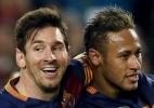 Para Messi, Neymar teria lugar na Argentina: