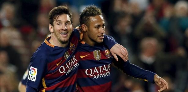 Amistoso tem relação com a transferência de Neymar