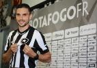 Leandrinho e Sassá não devem pegar o Palmeiras; Pimpão pode voltar - Vítor Silva/SSPress/Botafogo