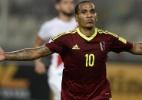 Perito em faltas, venezuelano do Atlético curtia ver rivais no Chile