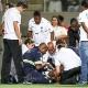 Meia do Atlético-MG está em casa após susto no Horto e exames em hospital
