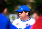 'Papo com Gordiola': sócios do Bahia entrevistam técnico Guto Ferreira