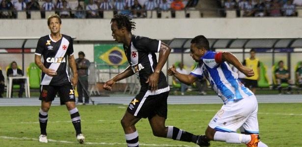Vasco e Paysandu fizeram um jogo muito movimentado em Belém (PA)