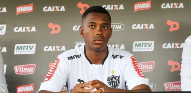 Estreia de Robinho pelo Atlético-MG vai ser com o Independência lotado, contra o Independiente Del Valle