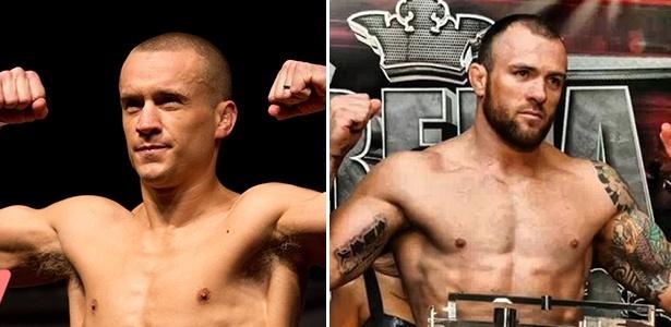 O lutador Mark Hominick, que enfrentou Aldo em sua primeira luta pelo UFC, é interpretado pelo atleta brasileiro Dirlei