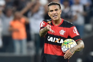 Guerrero chega pressionado para o clássico contra o Botafogo