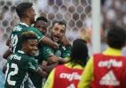 Ressurreição em 2015 faz Palmeiras virar
