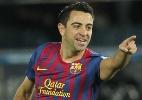 Xavi critica redes sociais de jogadores do Barça. E corneta também Simeone