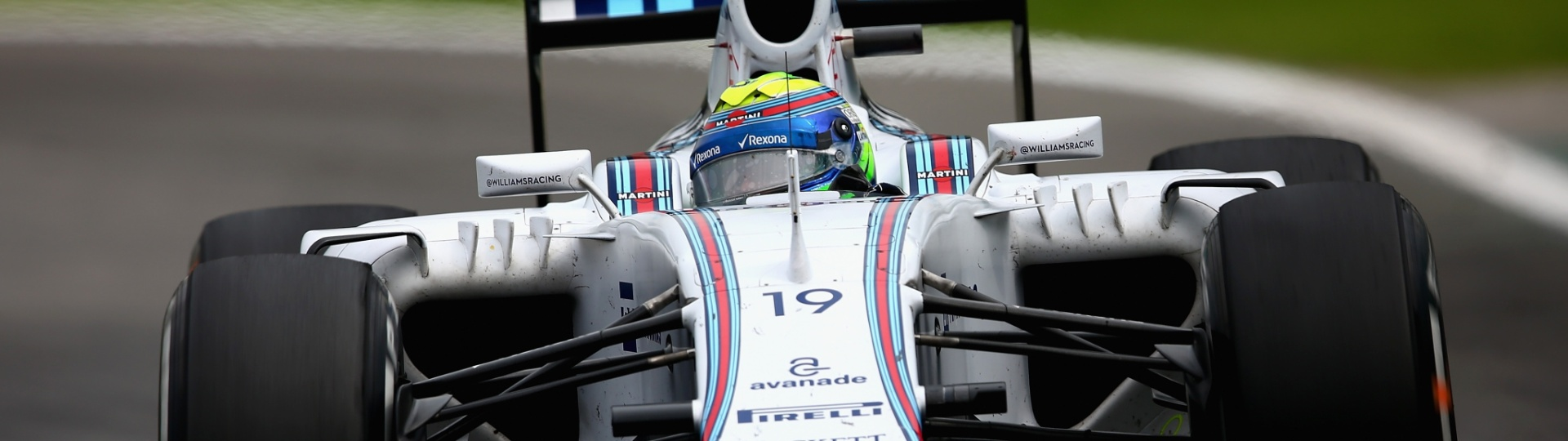 Massa teve um ano de 2015 na Williams sem muito brilho