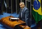 """""""Não tenho nada a temer"""", diz Romário sobre Lava Jato - Renato Costa-31.agol.2016/Folhapress"""