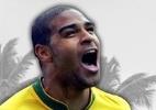 Adriano acerta compra de time dos EUA e volta ao futebol após quase 2 anos