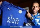Reforço do Leicester é processado por empresário e tem bens penhorados