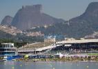 Sem receber do governo, empresa para obra olímpica na Lagoa