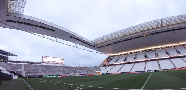 23.out.2016 - Arena Corinthians seria um agrado para o ex-presidente Lula