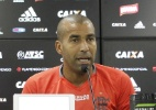 'Está difícil, não encaixa', desabafa Sheik após empate do Flamengo