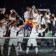 Arbeloa devolve provocação de Piqué em festa do Real no Bernabéu