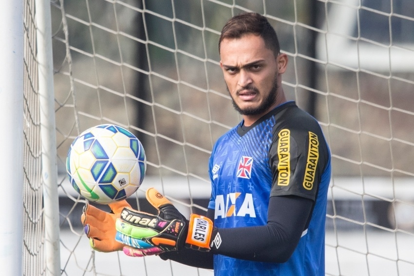 Charles, goleiro do Vasco