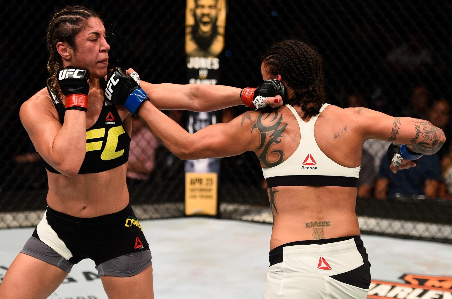 Bethe Correia contra Raquel Pennington no UFC Tampa