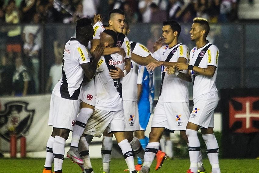 Jogadores do Vasco estão mais confiantes após duas vitórias seguidas no Brasileiro