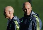 Zidane veta Roberto Carlos em comissão técnica do Real, diz jornal