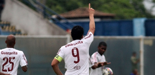Fred não marca desde 11 de fevereiro, quando fez três gols contra o Madureira