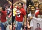 Lusa afasta campeão mundial pelo SP após ida ao Morumbi como torcedor