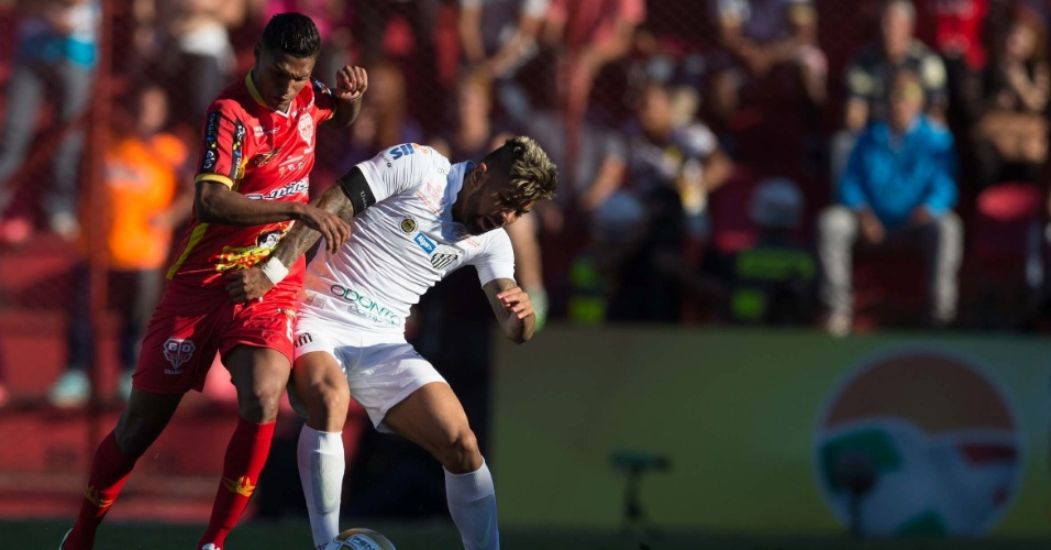 Paulistão: Santos arranca empate do Audax no 1º jogo da final