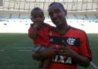 Ex-jogador do Flamengo se dá bem como vendedor de costela no bafo - Divulgação/Arquivo pessoal