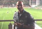 Presidente abre as portas do Atlético-MG para Tardelli e promete renovações - Divulgação/Atlético-MG