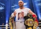 Boxeador promete pagar R$ 42 mil em bebidas para fãs na próxima luta - EFE/Rolf Vennenbernd