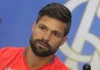 Diego passa por avaliação em 1º dia de treino no Flamengo