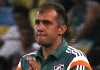 Com apoio dos atletas, Baptista exalta vitória, mas nega alívio em pressão - Nelson Perez/Fluminense FC