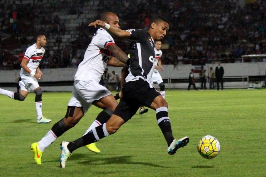 Santa Cruz e Vasco da Gama se enfrentam no Estádio do Arruda pela terceira fase da Copa do Brasil