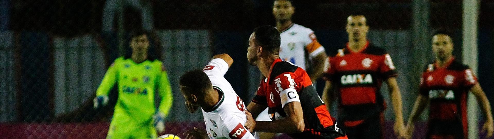 Flamengo e Fluminense se enfrentam em Volta Redonda
