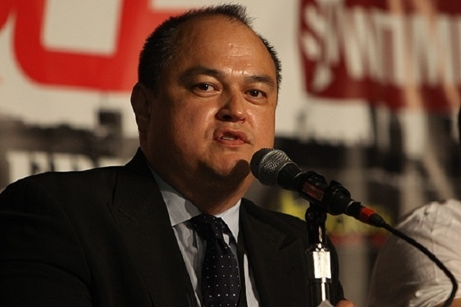 Scott Coker, presidente do Bellator